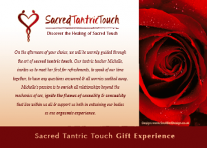 tantric massage for couples, gift voucher, brighton